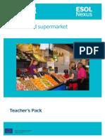 Unit 1 Market and Supermarket