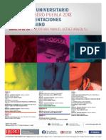 Encuentro Universitario de Teatro 2018