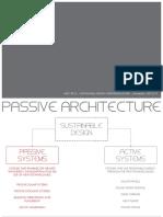 Passive Vernacular Architecture