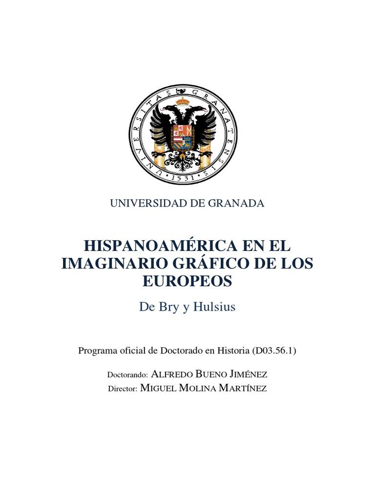 Hispanoamerica en El Imaginario Gráfico de Los Europeos