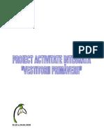 Proiect Inspectie Speciala Grad 2