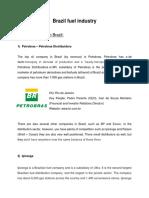Brazil Fuel Industry