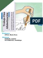 Presentación de Las Características de La Escuela y Contexto de Providencia de Cada Cuaderno