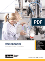 Integrity Testing Support Guide