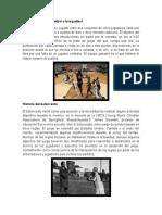 Historia El Baloncesto