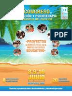 3er. Congreso de Educación y Psicoterapia Humanista del Pacífico