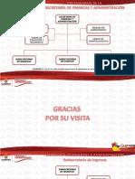 Organigramas SEFINA PO 13012006