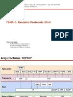 Tema 0- Revision Del Protocolo IPv4
