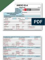 Formato Certificación