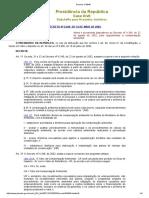 Decreto Nº 6.848 de 2009 - Altera e Acrescenta Dispositivos Ao Decreto No 4.340, De 22 de Agosto de 2002, Para Regulamentar a Compensação Ambiental.
