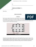 Morfologia Da Igreja Barroca No Brasil – I _ Coisas Da Arquitetura