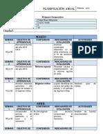 Planificación Anual Cuarto Medio - Historia (2)