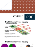 Module 8 - WESM Rules