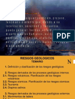 Geología Semana 12