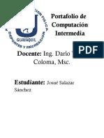 Computación Intermedia Libro Final