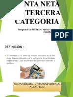 RENTA NETA DE TERCERA CATEGORIA.pptx