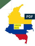 Colombia Shreem Brzee