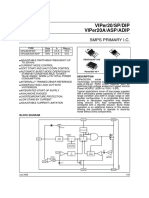 VIPer20 - SMPS PRIMARY IC.pdf