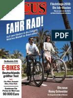 Focus Nachrichtenmagazin No 15 Vom 07. April 2018