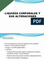 Liquidos Corporales y Sus Alteraciones