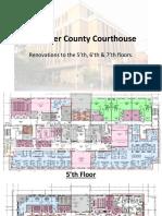 Courthouse 5-6-7 Presentation - BOC - 04-2018