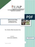 1 La Educación Ambiental