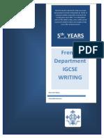 IGCSE WRITING - BOOKLET.docx