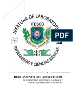 Reglamento Laboratorio Itesco (1)