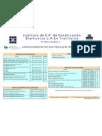 publicidad cursos 10-11 INSTC