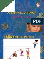 Desarrollo Motor de 0 a 5 Años