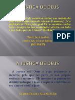 A Justiça de Deus