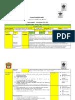 Formato Planeacion POR PROYECTO