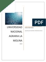 El Perú y El Mar Peruano- Claudia Parte I