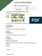 4Basico - Evaluacion Matematica
