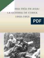 La Guerra de Corea.ppt