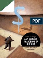 Excerto do livro «AS 9 DECISÕES FINANCEIRAS DA SUA VIDA
