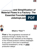 PFA Essential Foundation for JobshopLean