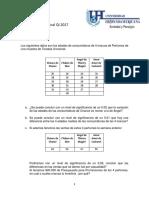 Práctica Examen Final Estadística II