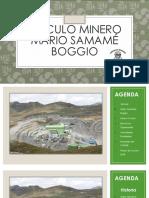 Circulo Minero Mario Samamé Boggio
