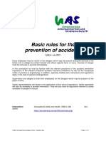 Basic Rules -Acc Prevention