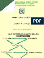 1 Cap I. Ecología