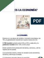 Que Es La Economia