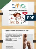 Presentacion Protocolo de Administracion de Medicamentos
