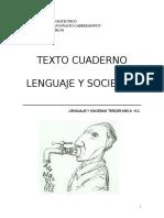 Cuaderno de Lenguaje y Sociedad 1