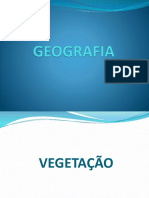 Brasil - Vegetação