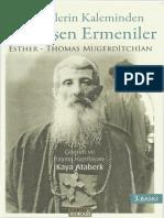 Eshter-Thomas Mugerditchian Kürtleşen Ermeniler Tarih Kuram Yayınları