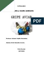 Virus de La Gripe Aviar