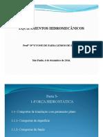 Partes 3 e 4 Comportas