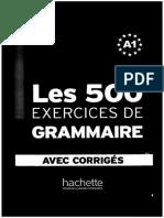 FRENCHPDF.COM Les 500 exercices de grammaire A1_text.pdf