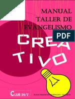 Manual Taller de Evangelismo